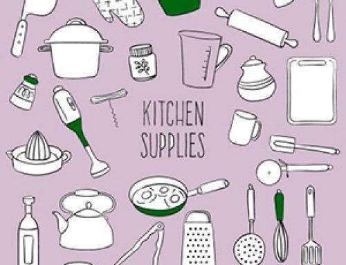 Los elementos básicos de la cocina a base de plantas